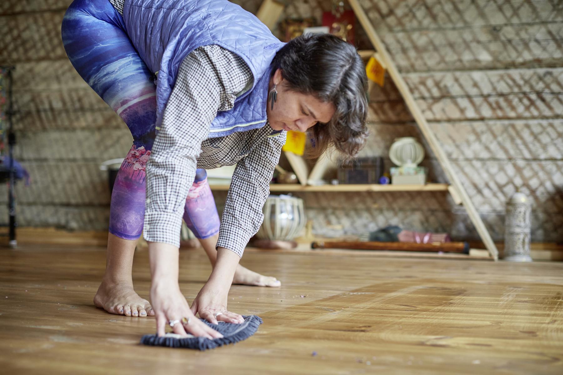 Shanti Dom Weißrussland Yogaausbildung Savanada Yoga August 2020